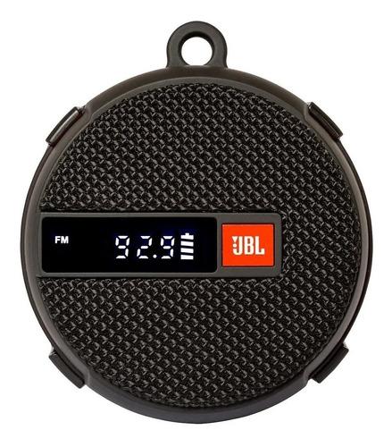 Alto-falante Jbl Wind 2 Portátil Com Bluetooth Black