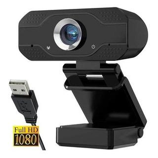 Camara Webcam Naxido Full Hd 1080p Usb C/microfono