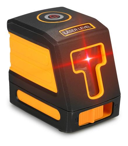Nível Laser Auto-nivelamento 2 Linhas Vermelho Profissional