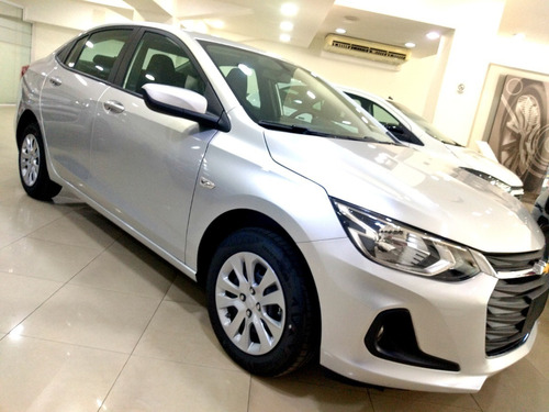Chevrolet Onix Plus 1.2 Lt 0km 2021 Stock Permuto Tasa 0% Pd