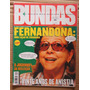 Revista Bundas Nº 12 Fernanda Montenegro