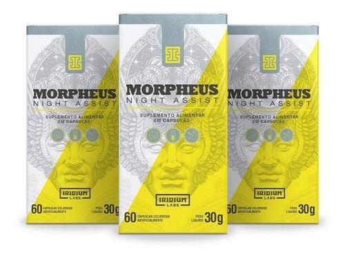 Morpheus L-triptofano - Kit 3 Caixas Original