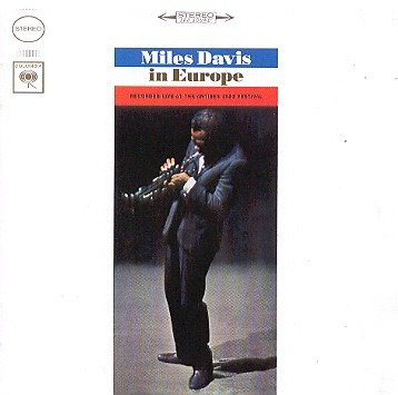 Cd Miles Davis - In Europe - 1963 Original