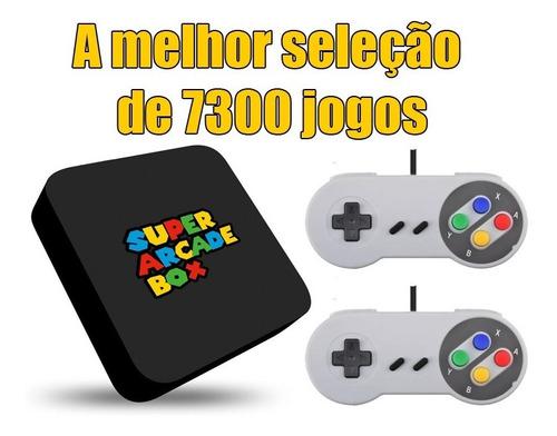 Vídeo Game 7300 Jogos