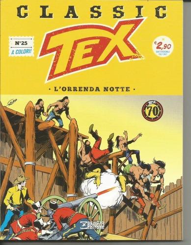 Tex Classic Italiano Sbe Diversos Numeros Bonellihq