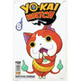 Coleção De Manga Yo kai Watch Nº 1 Ao 8