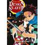 Livro Demon Slayer Kimetsu No Yaiba Volume 1