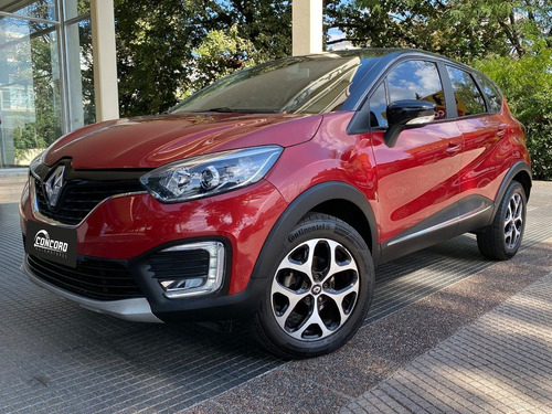 Autos Usados Renault Captur Intens 2017 Honda Hrv Nissan Kia
