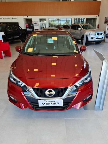 Nuevo Nissan Versa Exclusive Cvt 0km Oportunidad Y En Stock!