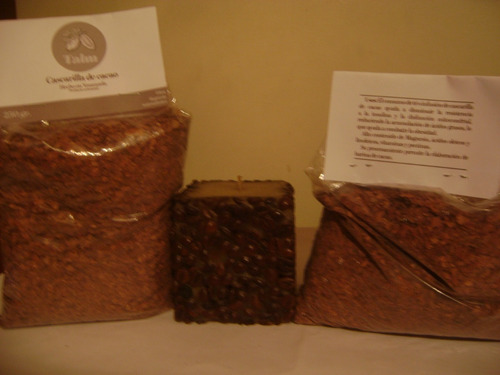 Cascarilla De Cacao  ( Infusión )