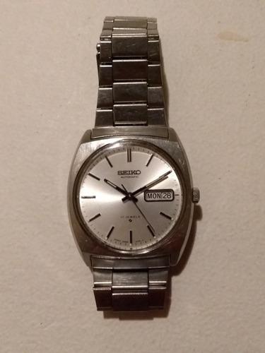 Reloj Seiko Automático ,japón Mod 6308 Años 1970