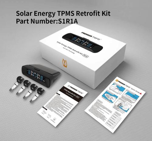 Tpms Sistema De Monitoreo De Presión De Neumáticos Solar