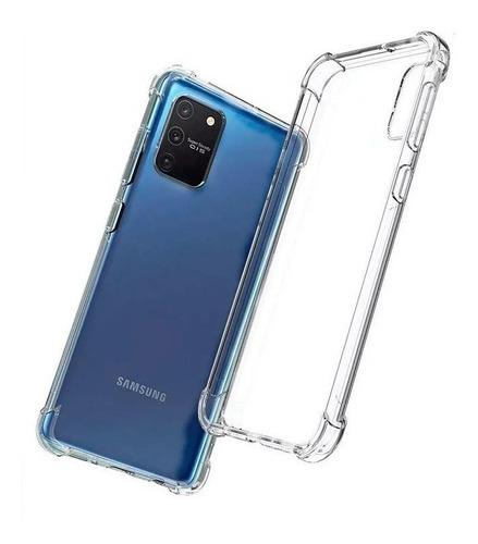 Capa Capinha Anti Impacto Galaxy A51 + Película Vidro 3d 5d