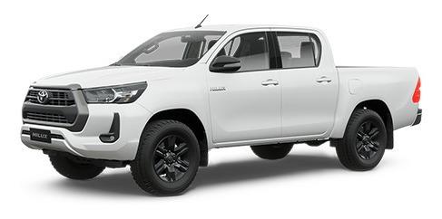 Toyota Hilux 4x2 D/c Sr 2.4 Tdi 6 M/t 2021
