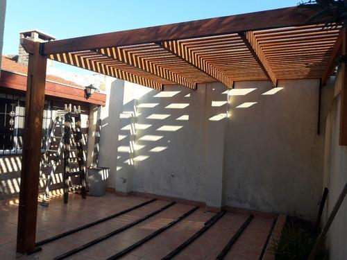 Colocacin Pergola Y Deck