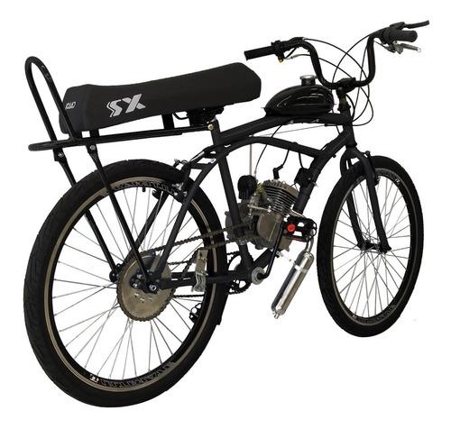 Bicicleta Motorizada 80cc Volt Beach Banco Xr