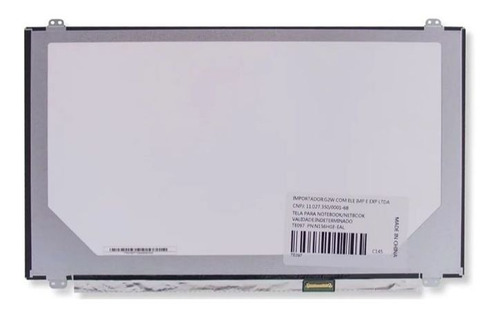 Tela P/ Notebook Acer Aspire E5-574-50ld 15.6  Marca Bringit