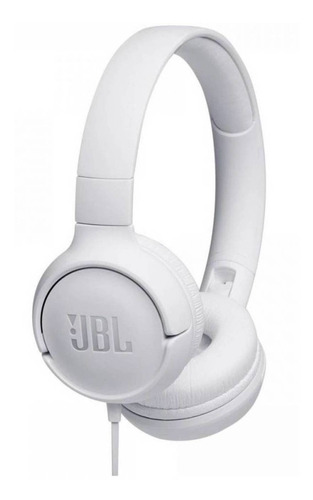 Auriculares Jbl Tune 500 Blanco