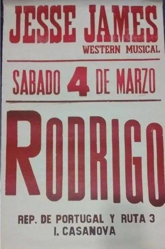 Rodrigo El Potro - Poster