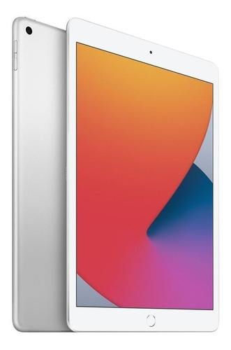 iPad  Apple iPad 8th Generation 2020 A2270 10.2  128gb Silver Com 3gb De Memória Ram