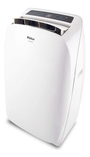 Ar Condicionado Philco Portátil Frio 11000 Btu Branco 220v Pac11000qf2