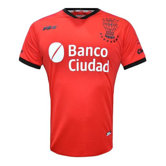 Camiseta Alternativa Huracan Tbs 2020 Original Roja