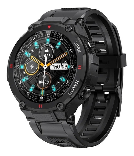 Smartwatch Blitzwolf Bw At2c [lançamento]  - Pronta Entrega