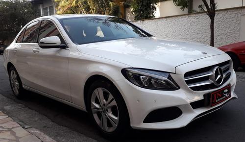 Mercedes-benz/c180 Avantgard 1.6 Flex Aut. 2018