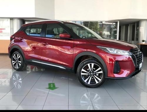 Nueva Nissan Kicks 1.6 Advance Cvt Entrega Inmediata