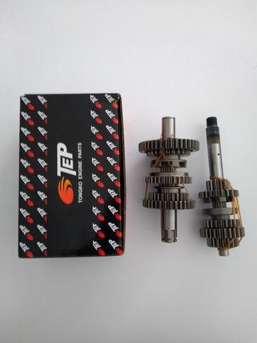 Caja Completa Cbf 150 - Akt Rtx 150
