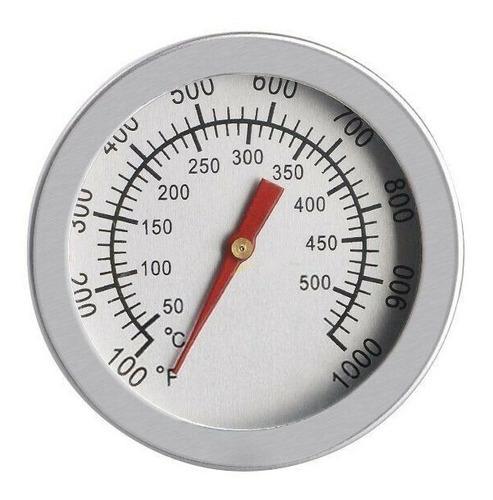 Termómetro Análogo  Horno - Asador - Barbacoa. 1000 °f.