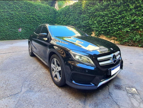 Mercedes-benz Clase Gla 1.6 Gla250 Amg-line 211cv 2017