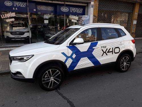 Nueva Faw X40, Tecno Motors Concesionario Y Servicio