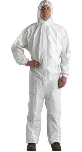Macacão De Proteção Química Tyvec Simprotec Barato