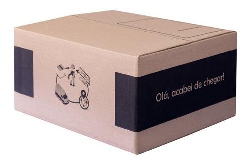 25 Caixas De Papelão Mercado Envios P 30x25x15