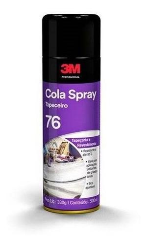 Adesivo Spray 76 - 3m