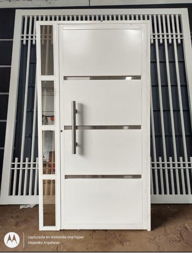 Puertas Metal Chapa Listas Para Instalar