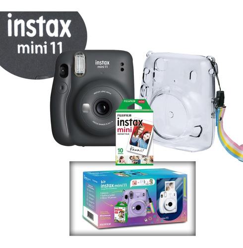 Câmera Instax Mini Kit + Entrega Rápida