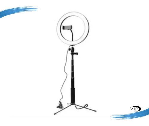 Ring Light Iluminador 12 Polegadas / 32cm / Suporte / Tripé