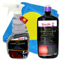 Kit Para Limpar E Hidratar Banco De Couro Automotivo Lincoln