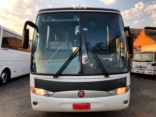 Ônibus Básico Mercedes O500m Marcopolo Andare Class 2005