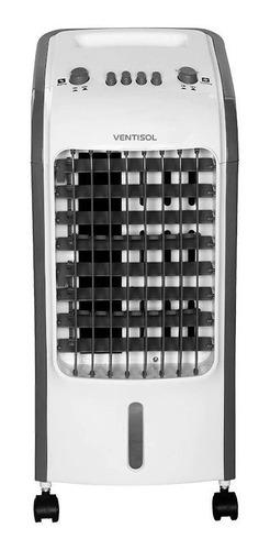Climatizador De Ar Nobille Ventisol Clm4 4l Branco - 127v