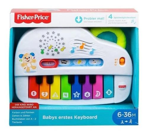 Piano Do Cachorrinho - Laugh & Learn - Fisher-price