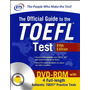 The Official Guide To The Toefl Test Com Dvd rom, 5ed