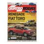 Quatro Rodas Nº680 Jeep Renegade Fiat Toro Jetta Audi A3 Gol