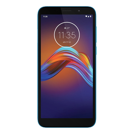 Moto E6 Play 32 GB Ocean blue 2 GB RAM