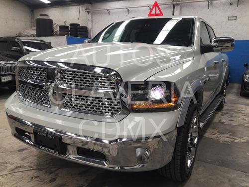 Dodge Ram 2500 Crew Cab Laramie 4x4 Aut 2017