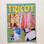 Revista Tricot Bebê Mantas Casaquinhos Macacões Bb865