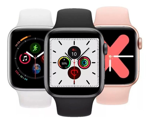 Relógio Iwo12 Smartwatch Ios Android 40mm 44mm - Série 5