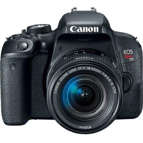 Canon T7i Com 18 55mm F/4 5.6 Is Stm C/ 2 Anos De Garantia